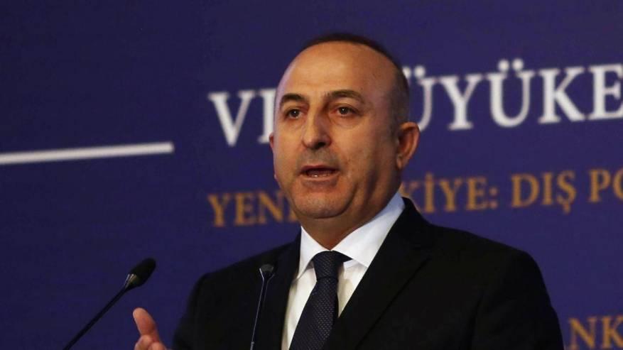 تركيا: لن تتحسن الأوضاع في سوريا بدون التوصل لحل سياسي