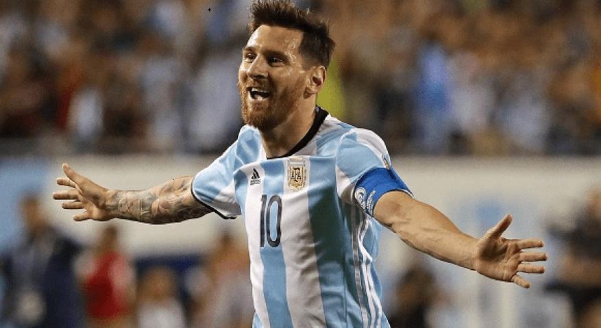 ثلاثية ميسي تقود الأرجنتين إلى مونديال روسيا 2018