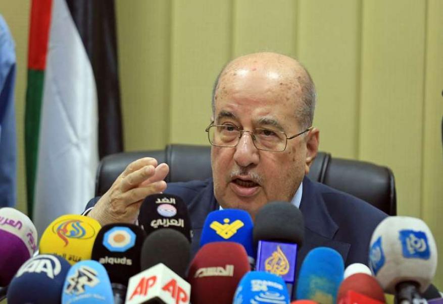 انطلاق اللجنة التحضيرية للمجلس الوطني بحضور حماس والجهاد وغياب عباس