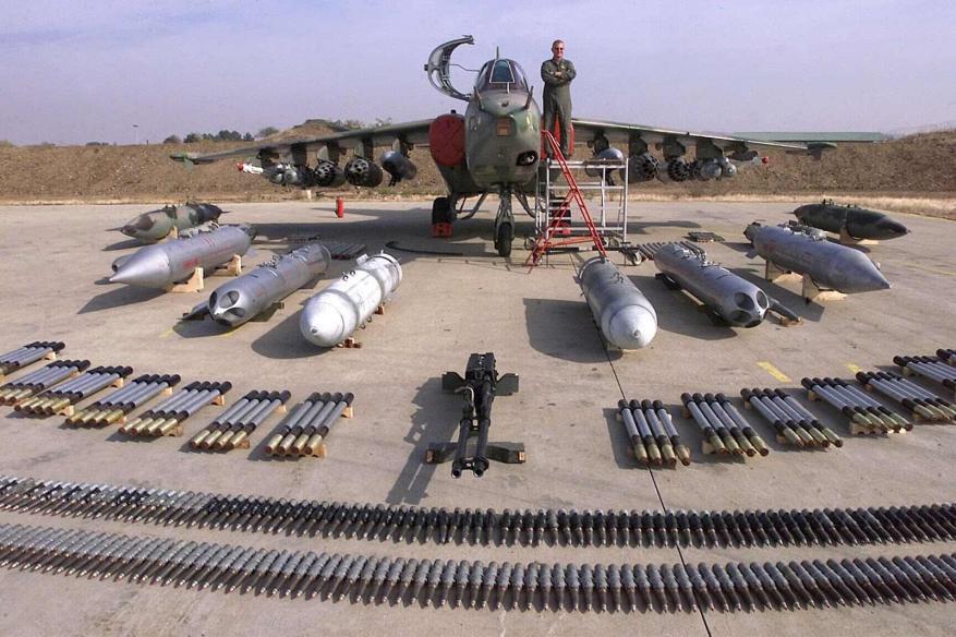 الهند والسعودية ومصر من أكبر مستوردي الأسلحة في العالم