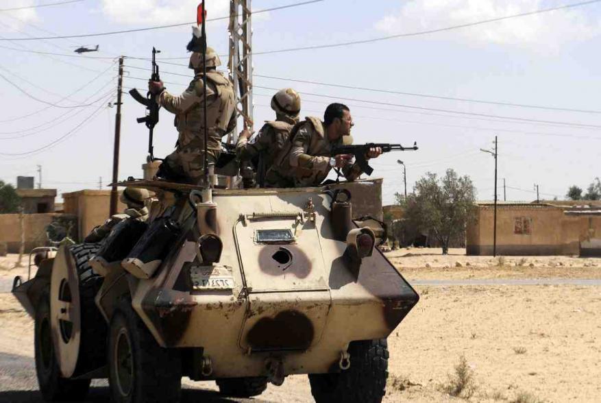 مقتل جندييْن مصريين في هجوم بسيناء