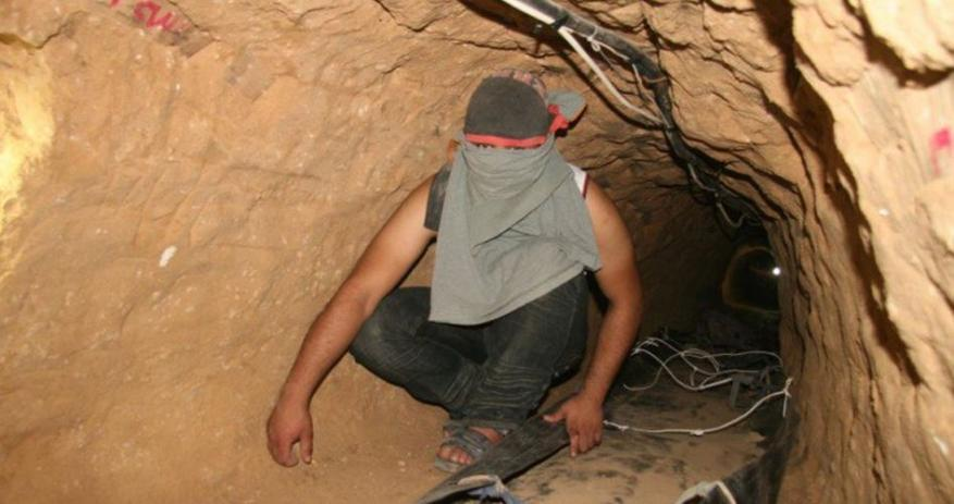 Two Palestinians killed in Gaza-Egypt tunnel