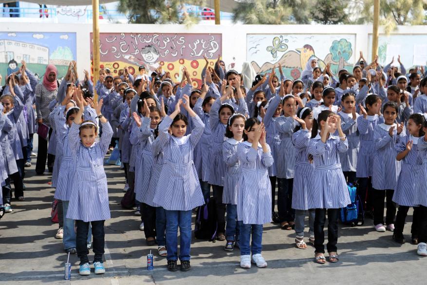 التعليم في غزة تعلن تعيين 400 معلم جديد هذا العام