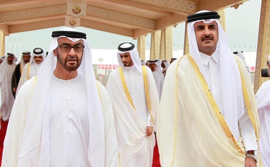من هي السيدة التي رفض أمير قطر تسليمها لبن زايد وتسببت بأزمة بينهما؟ هذه قصتها