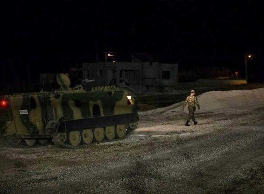 الجيش التركي يبدأ انتشاره في محافظة إدلب السورية