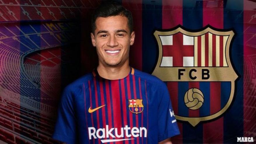 رسمياً.. كوتينيو ينتقل من ليفربول لبرشلونة مقابل 160 مليون يورو