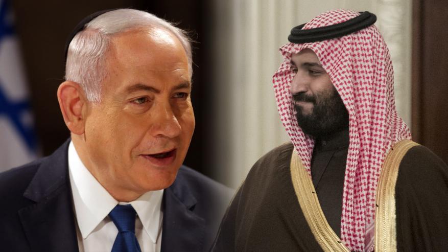 ما وراء استنفار نتنياهو لصالح بن سلمان!!