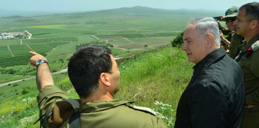 """كيف استفادت """"إسرائيل"""" من الثورة السورية؟"""