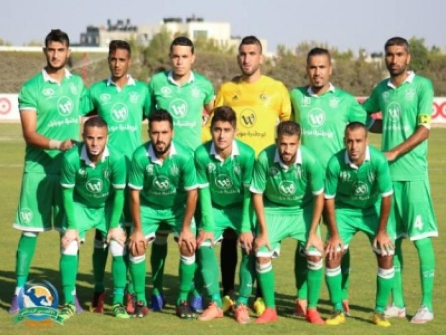 """لأول مرة بتاريخه.. """"الصداقة"""" يتوّج بطلا لدوري غزة لكرة القدم"""