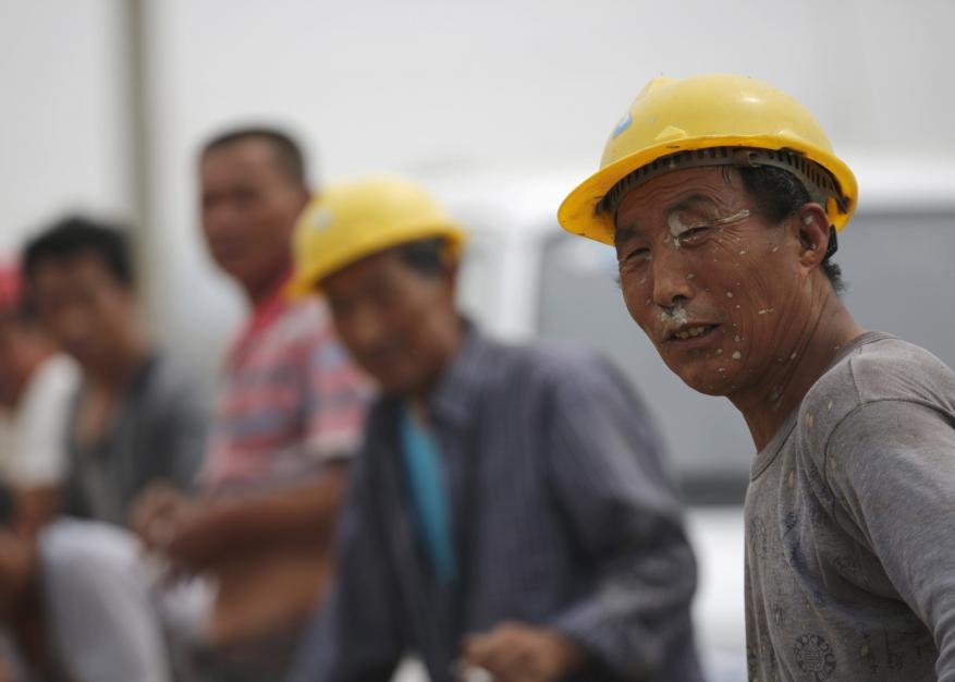 الصين تقرر إرسال 6 آلاف عامل بناء إلى الكيان الصهيوني