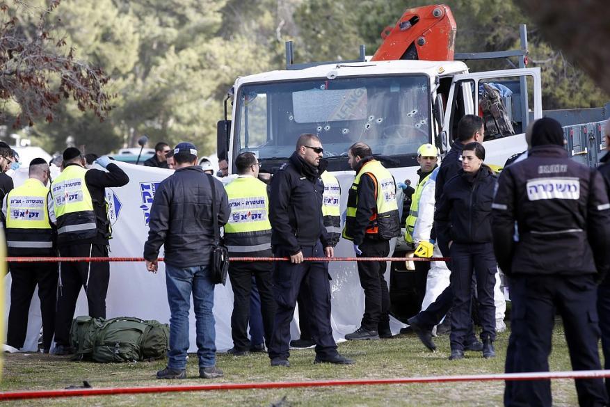 تخوف في الكيان من تكرار عملية الشاحنة في القدس