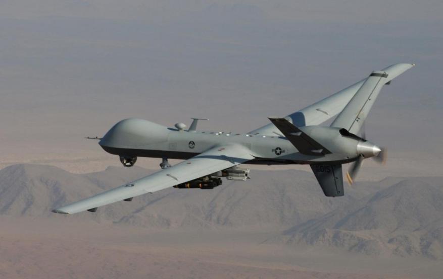 قتلى من القاعدة في غارة لطائرة بدون طيار باليمن