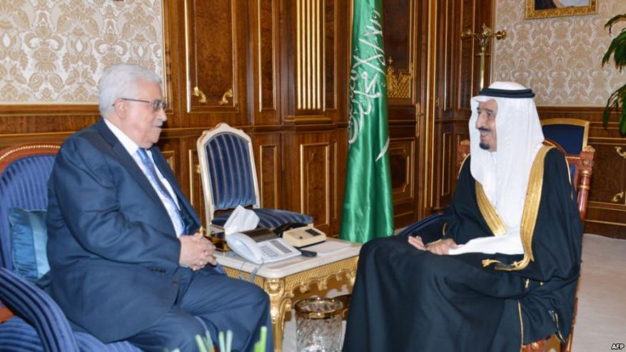 لاطلاعه على اتفاق المصالحة.. عباس يجري اتصالا هاتفيا مع العاهل السعودي