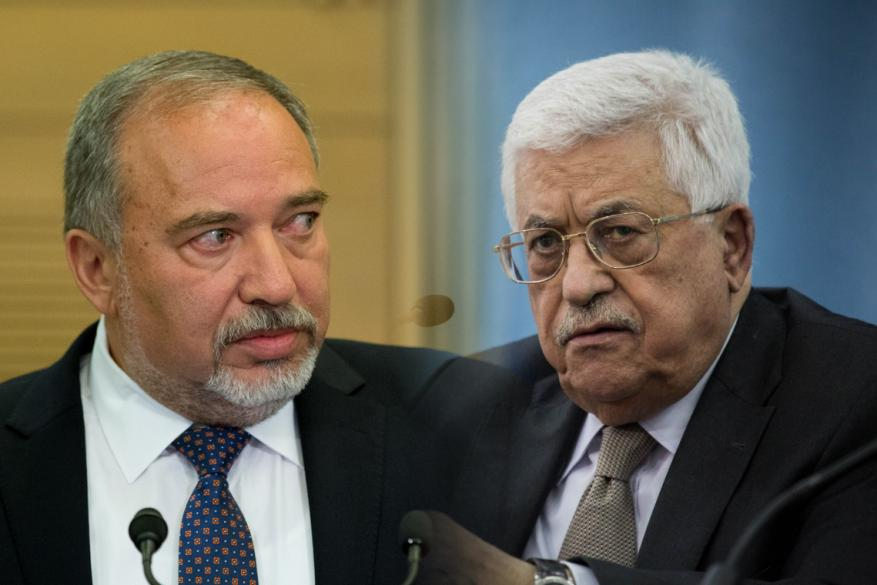 ليبرمان: عباس توقف عن تمويل غزة بعدما اقتنع بأنه لن يُسيطر عليها