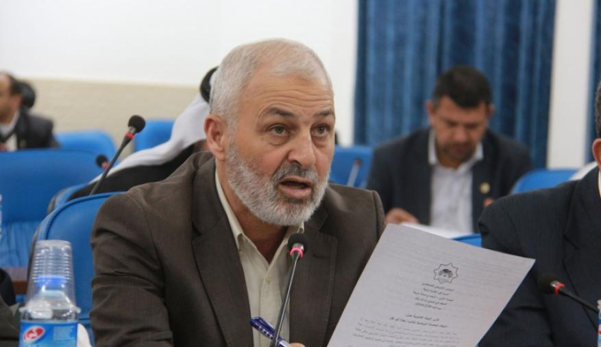 كتلة حماس بالتشريعي لشهاب: دعوة وليد العوض لحل التشريعي مغرضة وهو يريد التسلق على أكتاف شعبنا