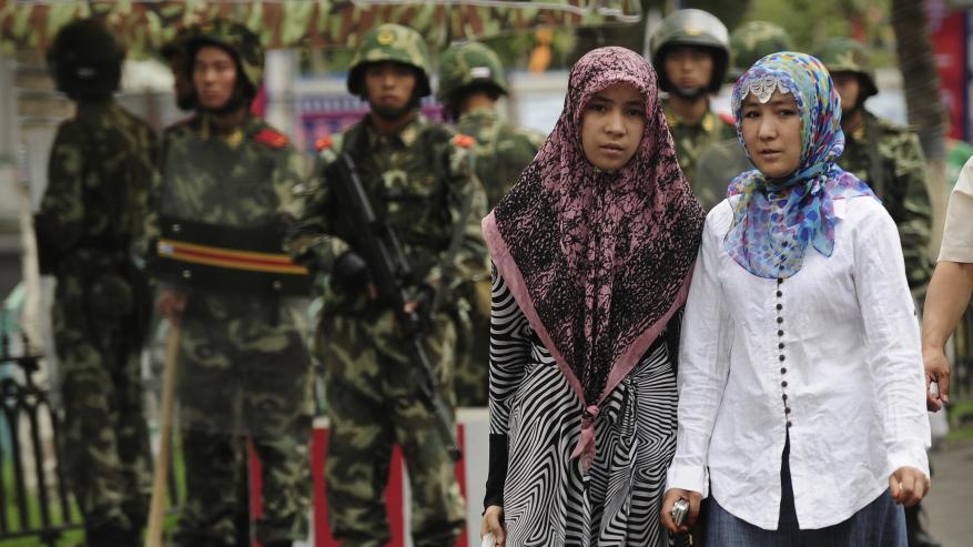 """اتهامات للصين بقمع أقلية """"الأويغور"""" المسلمة.. والصين ترد!"""