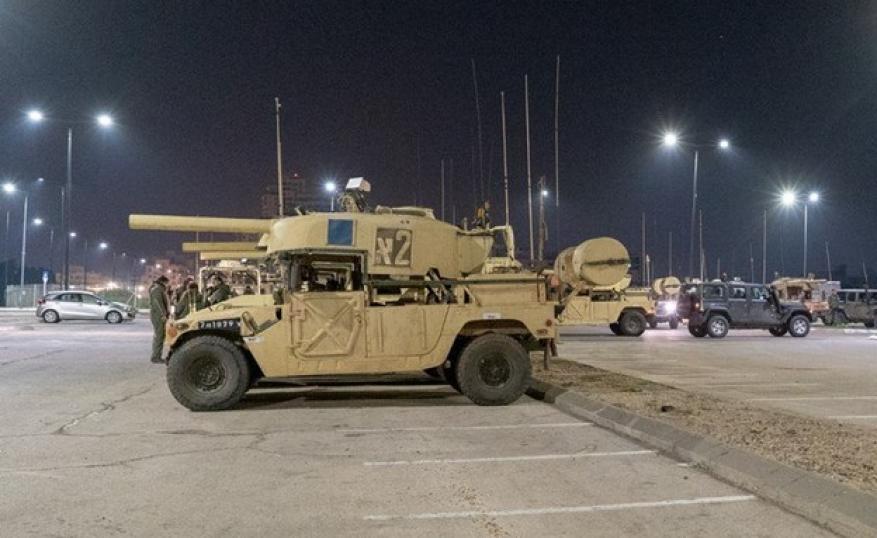 جيش الاحتلال يحول عسقلان إلى غزة ويبدأ مناورات قتالية