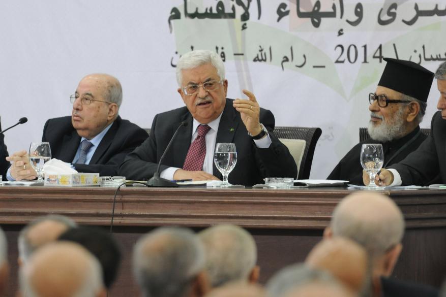 الشخصيات الفلسطينية المستقلة: لن نشارك باجتماعات المجلس المركزي