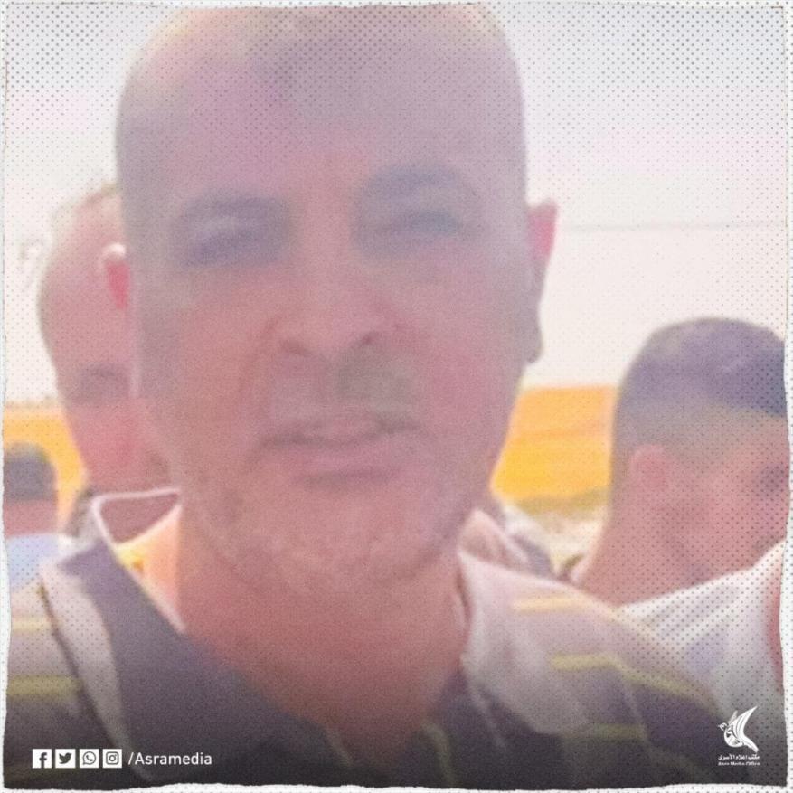 الأسير عز الدين احميد يتنسم الحرية بعد (18) عامًا من الاعتقال