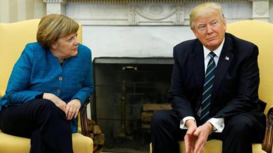 البيت الأبيض يكشف سبب تجاهل ترامب مصافحة ميركل