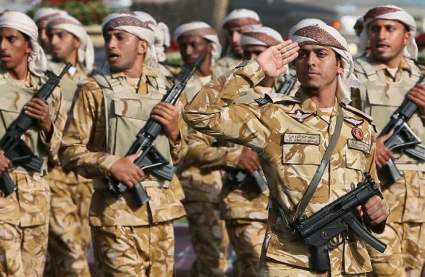 البحرين تمهل جنود قطريين 48 ساعة لمغادرة أراضيها