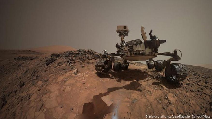 """ناسا تشارك تقرير الطقس الأول لمركبة المريخ """"بيرسيفيرانس""""!"""