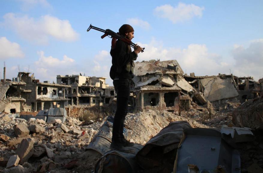 اتفاق بين روسيا وأمريكا والأردن لإنشاء منطقة خفض تصعيد جنوب سوريا