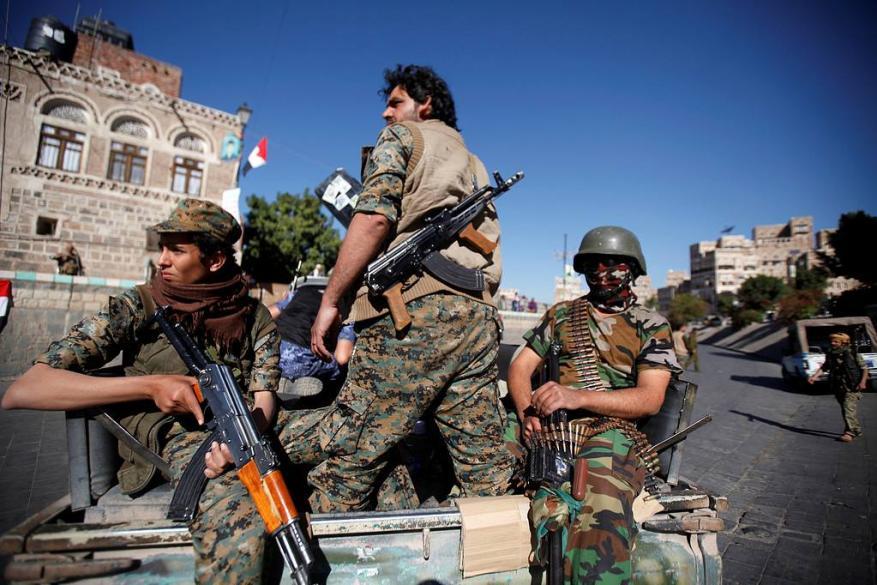 بدعم من التحالف تقدم للجيش اليمني في تعز