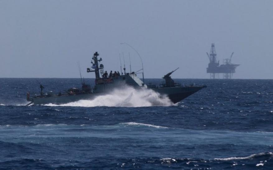 """الاحتلال يسيطر على """"سفينة شحن"""" قبالة حيفا"""