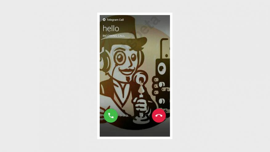تلغرام تبدأ اختبار ميزة المكالمات الصوتية