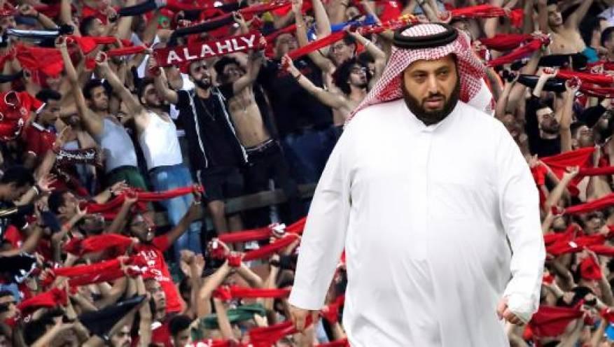 تركي آل الشيخ ينفي موافقته على دفع ديّة ضحايا مذبحة بورسعيد