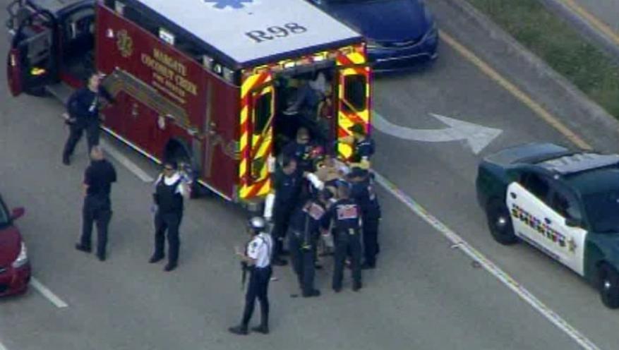 مقتل 17 أشخاص وجرح العشرات جراء إطلاق نار بمدرسة ثانوية في فلوريدا
