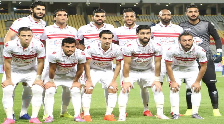 عقوبات على الزمالك المصري بعد غيابه عن مباراة بالدوري