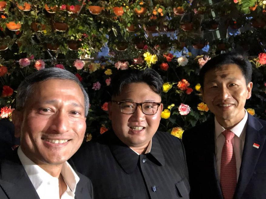 أحب أمريكي على قلب رئيس كوريا الشمالية يصل سنغافورة.. فمن هو؟