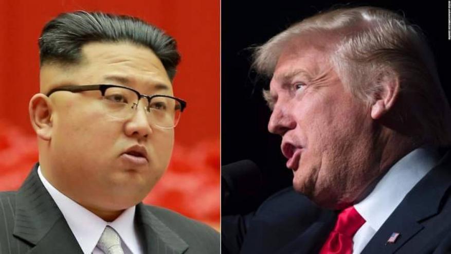 رسالة خاصة من زعيم كوريا لشمالية لترامب