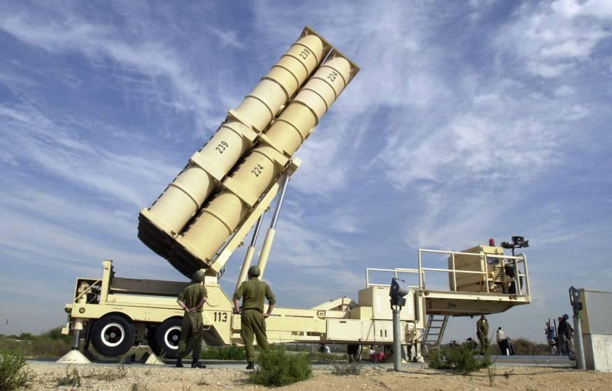 """الاحتلال يعلن عن فشل تجربة إطلاق صاروخ """"حيتس 3 """" للمرة الثالثة"""