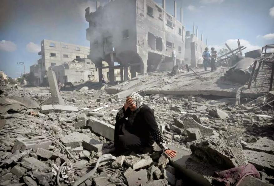 الصليب الأحمر: مفقوداً فلسطينيا الحرب