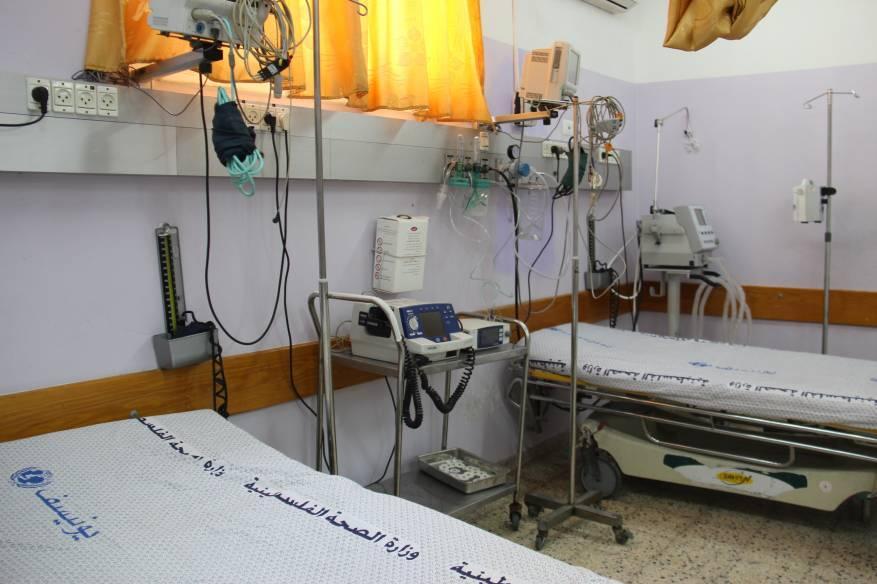 القطاع الصحي في غزة يصل مرحلة الخطر بسبب انقطاع الكهرباء والوقود