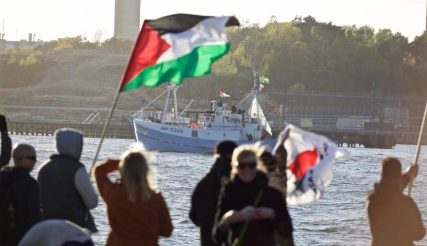 حلقة خاصة مع متضامنات سفينة زيتونة لكسر الحصار عن قطاع غزة