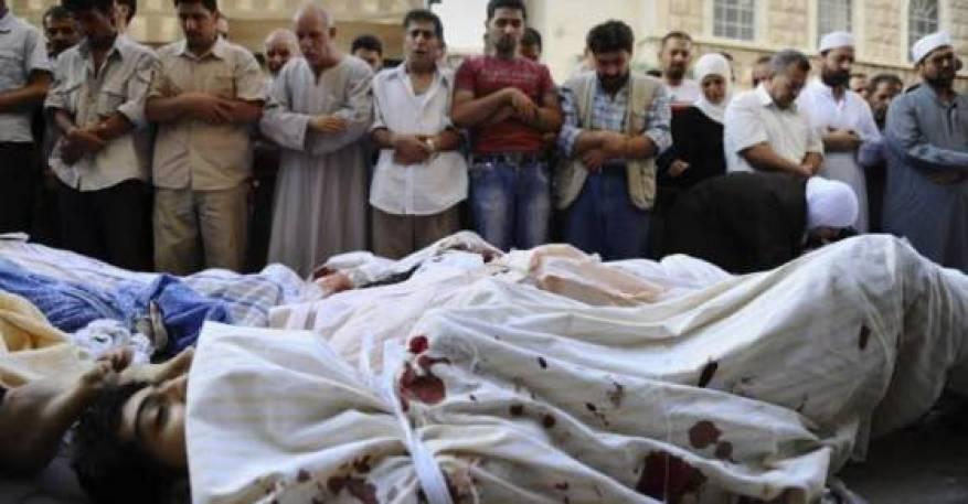 30 ضحية فلسطينية من أبناء مخيم العائدين قضوا منذ بداية الصراع في سورية