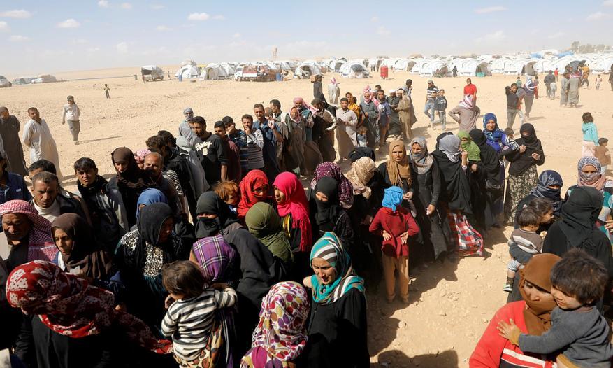 الأمم المتحدة: نزوح 95 ألف شخص بدير الزور السورية في 8 أيام