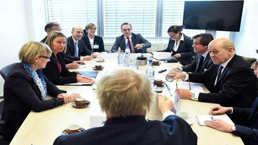 الاتحاد الأوروبي يفشل في إقرار عقوبات جديدة ضد إيران