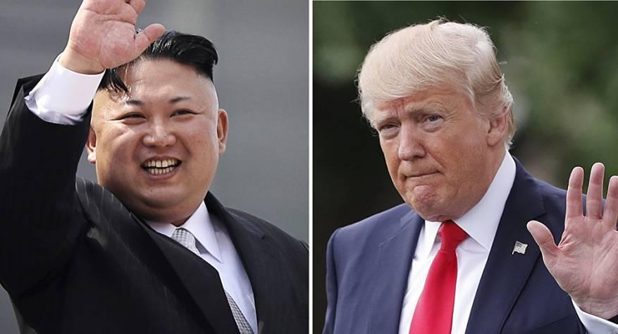 ترامب يلمح لعلاقات جيدة مع كيم جونغ أون
