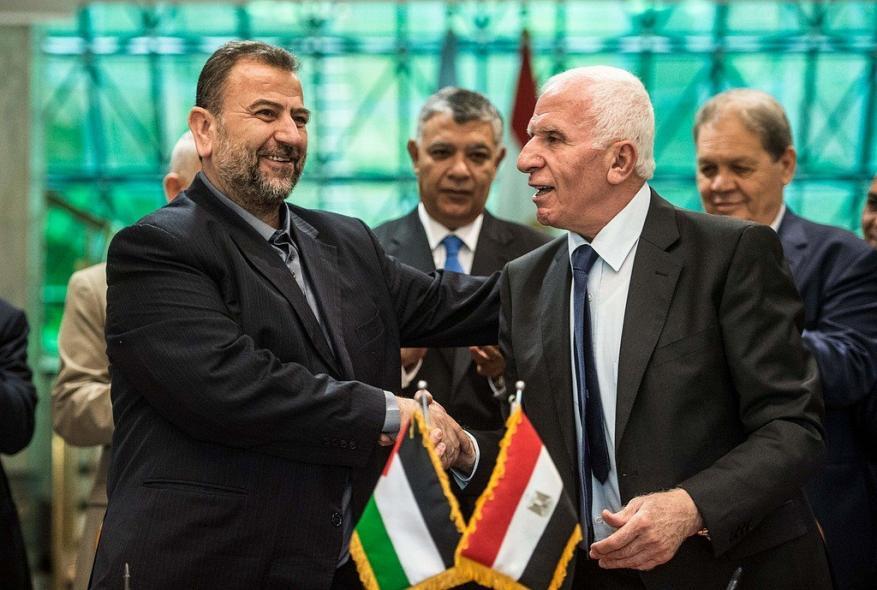 """""""الحلم تحقق"""".. إعلان المصالحة بين فتح وحماس.. إليك تفاصيله"""