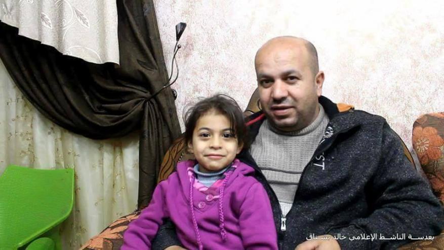 نقل الأسير محمود بشناق إلى المستشفى بعد إصابته بجلطة