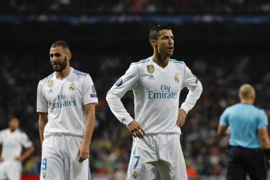 بنزيما يهاجم رونالدو ويعلق على عدم استدعائه للمشاركة في كأس العالم