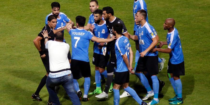 الشرطة المصرية تفراج عن الموقوفين الأردنيين على خلفية مباراة الفيصلي