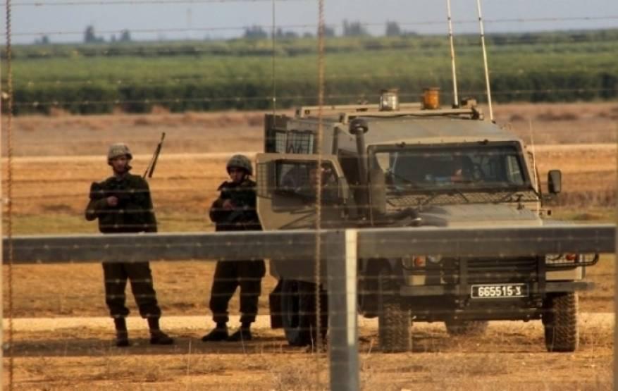 الاحتلال يعتقل 3 فلسطينيين تسللوا من قطاع غزة عبر السياج الحدودي