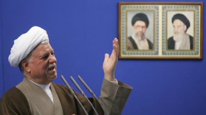 وفاة الرئيس الايراني الاسبق علي أكبر هاشمي رفسنجاني