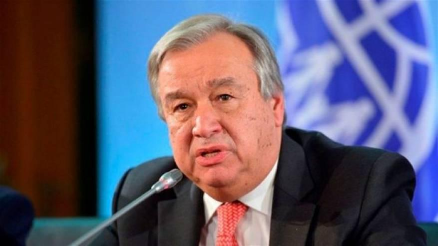 غوتيريش يدعو لتحقيق مستقل بشأن هجمات الكيماوي في سوريا